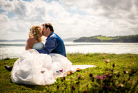 Louise and Simon - Langstone Cliff