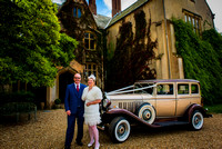 Austin and Claire - Coombe House