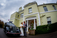 Wendy and Kevin - The Deer Park Country House Hotel